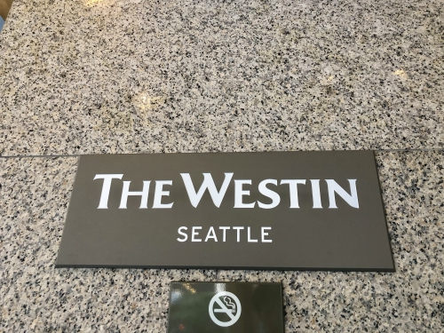 ウェスティンシアトル