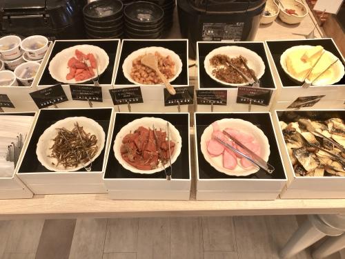 琵琶湖マリオット朝食