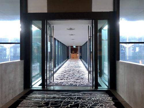JWマリオットホテルシンガポールのラウンジ