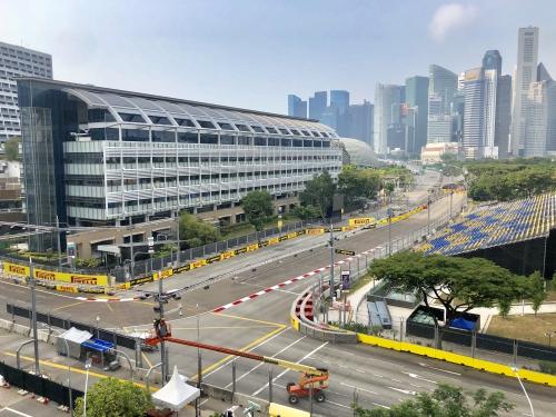 JWマリオットホテルシンガポールのF1