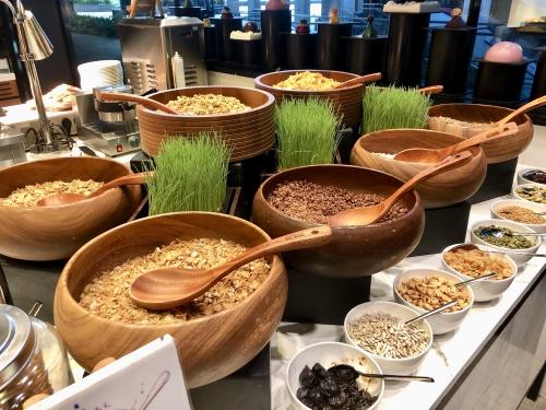 JWマリオットホテルシンガポールの朝食