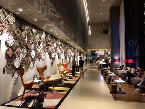 JWマリオットホテルシンガポール サウスビーチ(JW Marriott Hotel Singapore South Beach)