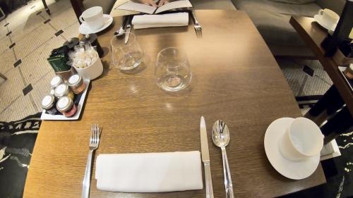 プリンスドガル ラグジュアリーコレクションの朝食