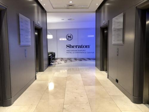 シェラトンアムステルダムエアポートホテル