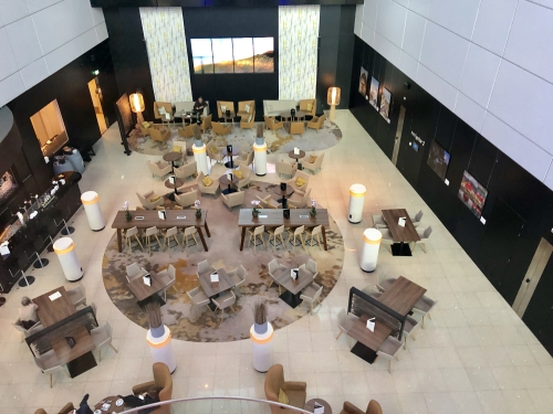 シェラトンアムステルダムエアポートホテル(Sheraton Amsterdam Airport Hotel and Conference Center)