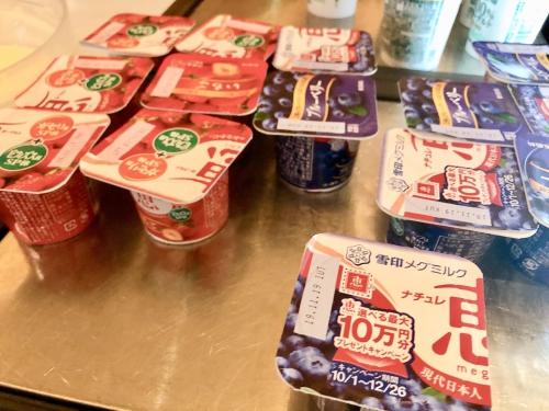 シェラトン都ホテル大阪の朝食ブッフェ