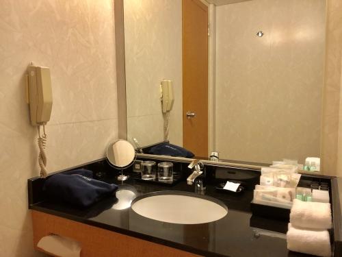シェラトン都ホテル大阪のジュニアスイート