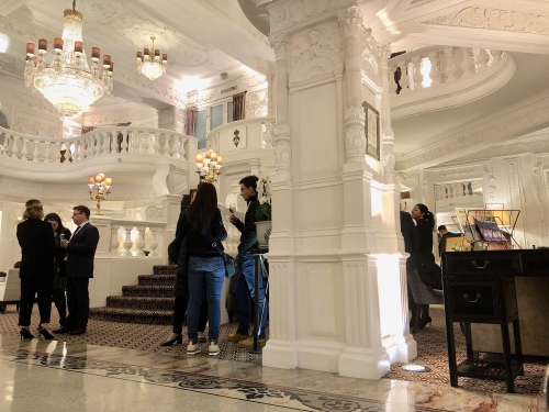 セントアーミンズホテル オートグラフコレクション(St. Ermin's Hotel, Autograph Collection)