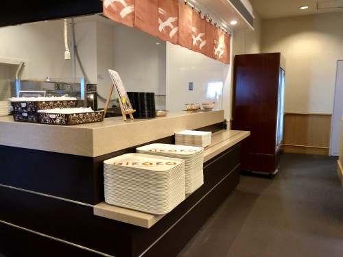 キロロトリビュートポートフォリオホテルの朝食