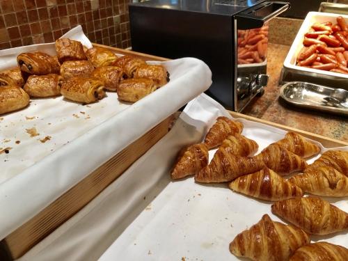 ダブルツリーヒルトン沖縄の朝食