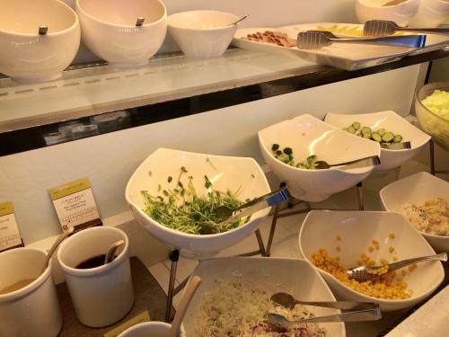 ダブルツリーbyヒルトン那覇首里城の朝食