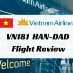 ベトナム航空 VN181搭乗記レビュー