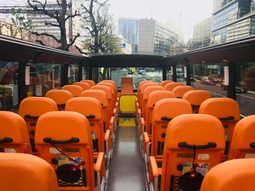 はとバスのさくら回廊ツアー