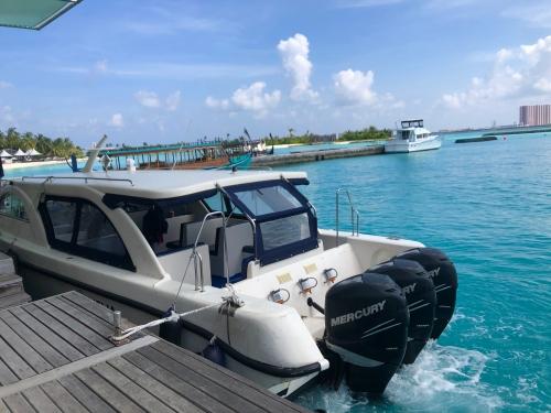 シェラトンモルディブ フルムーンリゾート&スパ(Sheraton Maldives Full Moon Resort & Spa)