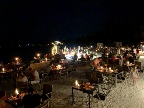 シェラトンモルディブのレストラン