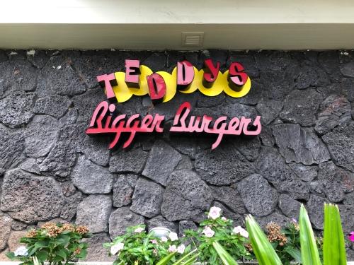 Teddy's Bigger Burgersワイキキ