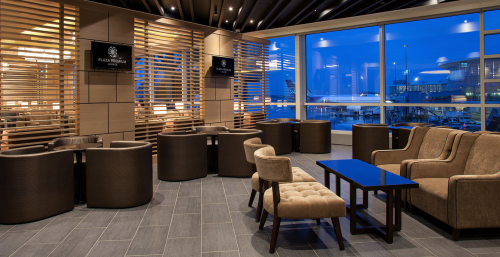 バンクーバーPlaza Premium Lounge(プラザプレミアムラウンジ)