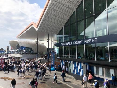 マーガレットコートアリーナ(Margaret Court Arena)