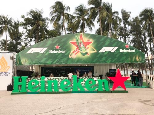 F1シンガポールグランプリ観戦記ブログ