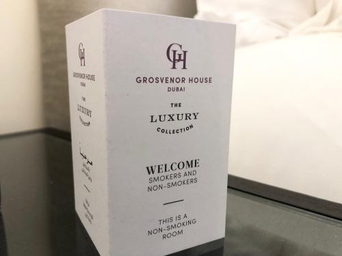 グロブナーハウス ラグジュアリーコレクション(Grosvenor House, a Luxury Collection Hotel Dubai)