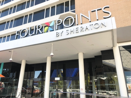 フォーポイントパース(Four Points by Sheraton Perth)