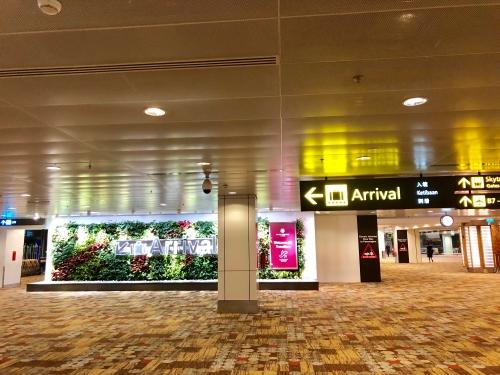 シンガポール空港プラザプレミアムラウンジシンガポール空港プラザプレミアムラウンジ