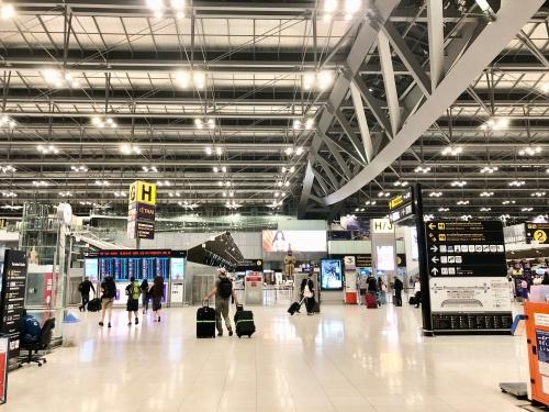 タイ国際航空の最上級ファーストクラスラウンジ「ROYAL FIRST LOUNGE(ロイヤルファーストラウンジ)」