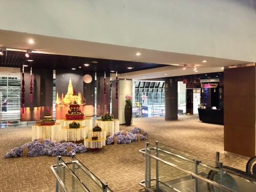 タイ国際航空ロイヤルファーストラウンジ