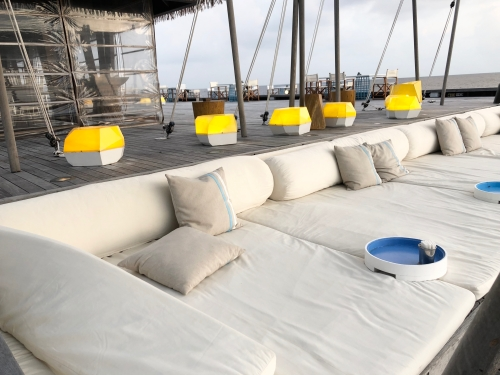 Wモルディブのレストラン