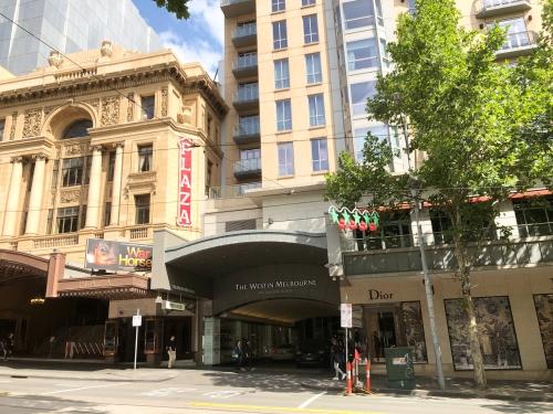 ウェスティンメルボルン(The Westin Melbourne)