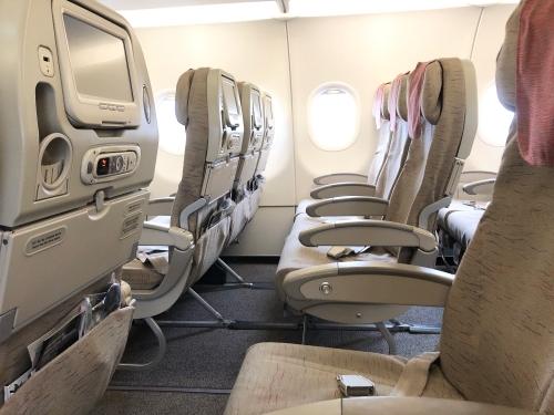 アシアナ航空OZ133搭乗記レビュー