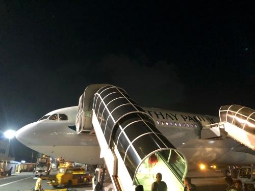 キャセイパシフィック航空の香港ーモルディブ路線