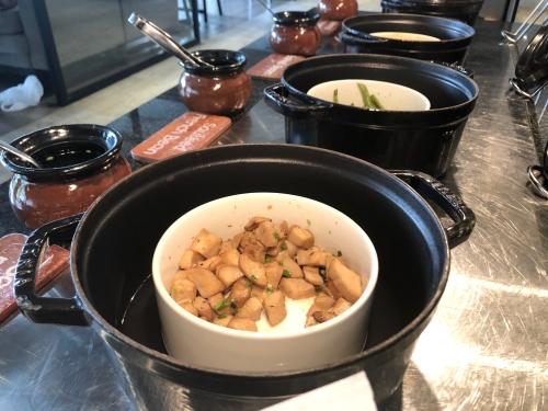 コートヤードシェムリアップの朝食