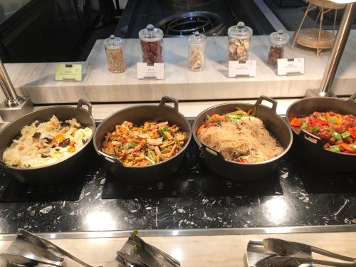 コートヤード 台北ダウンタウンの朝食