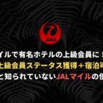 JALオークラ(one harmony)上級会員の方法