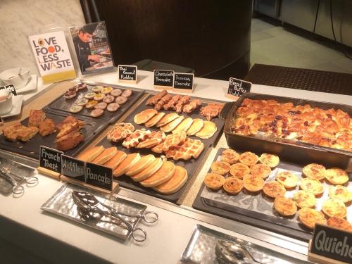 ウェスティン グランデ スクンビットの朝食