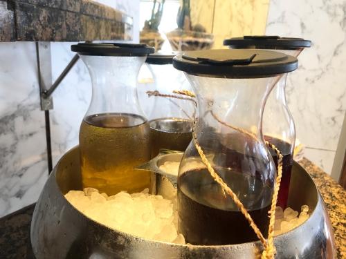 ウェスティンスクンビットバンコクのラウンジ