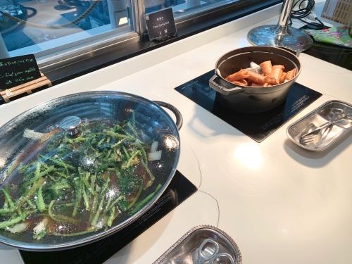シェラトン沖縄の朝食ブッフェ