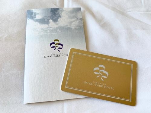 横浜ロイヤルパークホテルのベイビュールーム