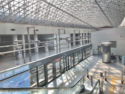 ソウル仁川空港から市内