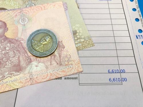 タイバンコクの免税手続きタックスリファンド