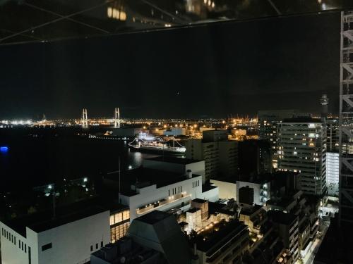 ハイアットリージェンシー横浜のクラブルーム