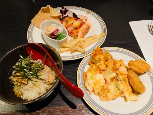 シェラトングランデ東京ベイのラウンジ