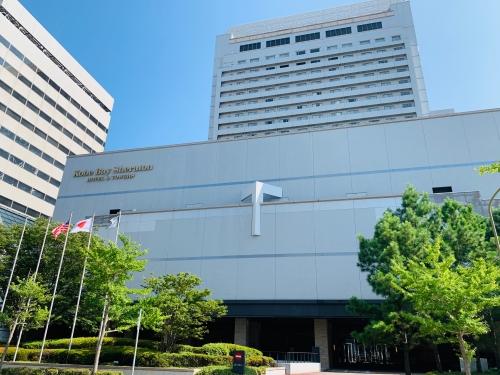 神戸ベイシェラトンホテルの外観