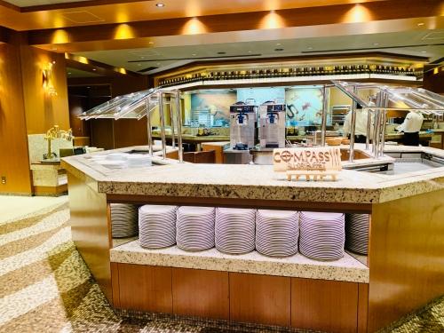 横浜ベイシェラトンホテルの朝食