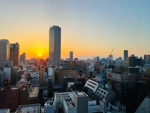W大阪のファンタスティックスイート